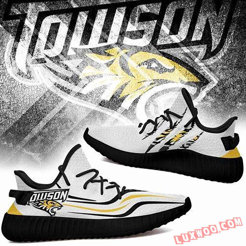 Towson Tigers Ncaa Sport Teams Yeezy Boost 350 V2 Clothing
