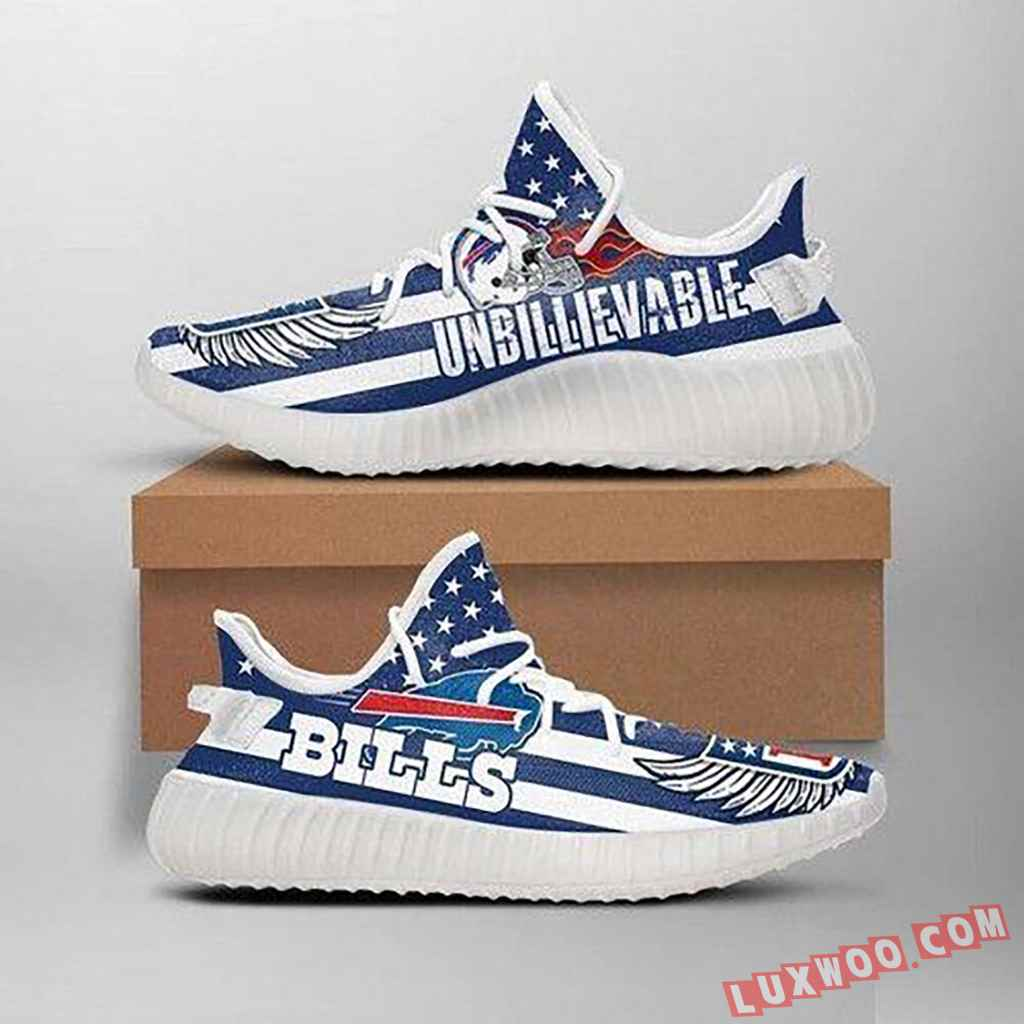 Unbillievable Nfl Like Yeezy Buffalo Bills Shoes