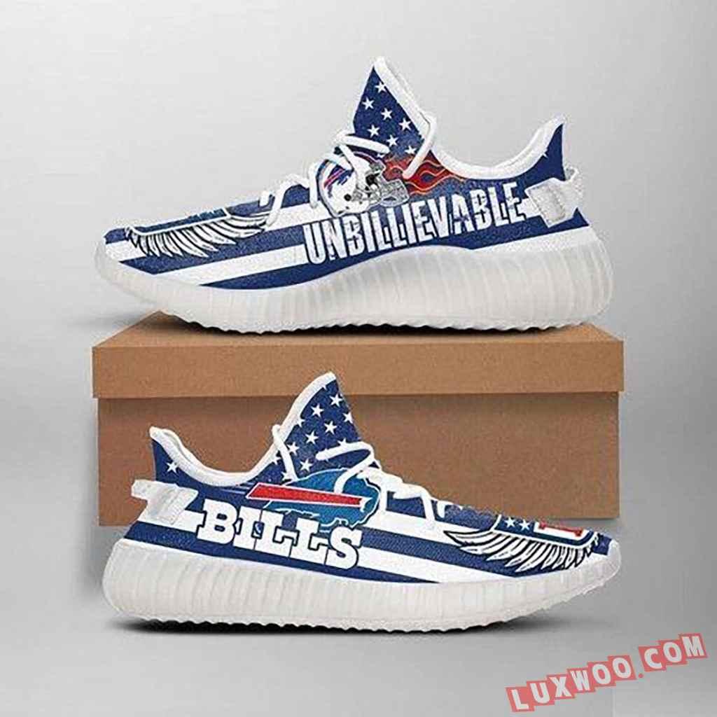 Unbillievable Nfl Like Yeezy Buffalo Bills Shoes