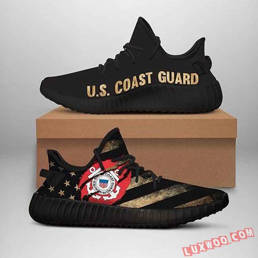 United States Coast Guard Us Army Adidas Yeezy Boost 350 V2