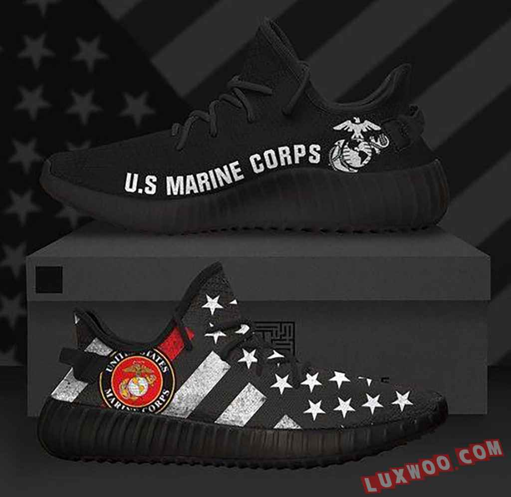 United States Marine Corps Us Army Adidas Yeezy Boost 350 V2