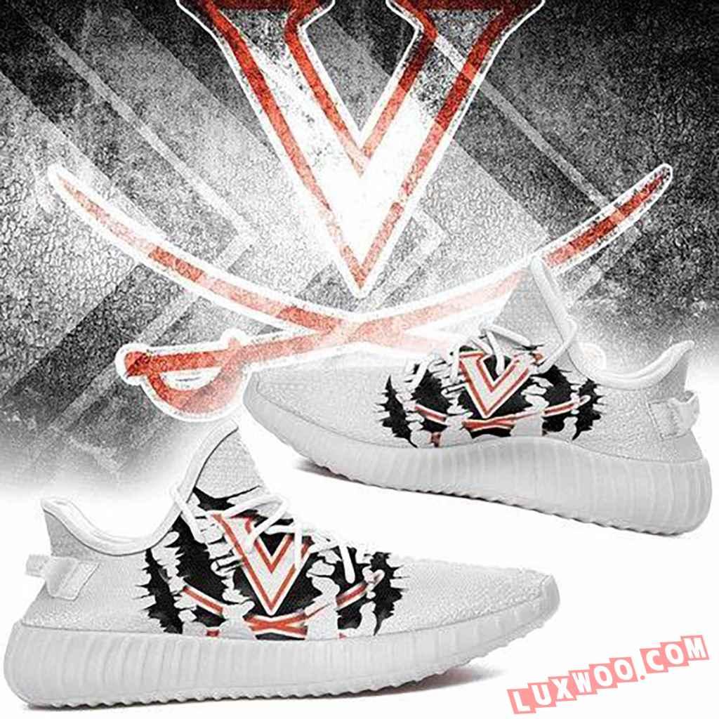 Virginia Cavaliers Ncaa Sport Teams Yeezy Boost 350 V2