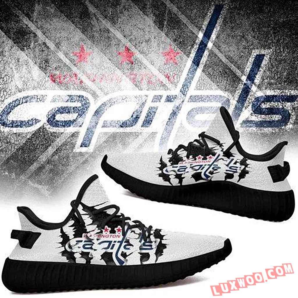 Washington Capitals Nhl Sport Teams Yeezy Boost 350 V2