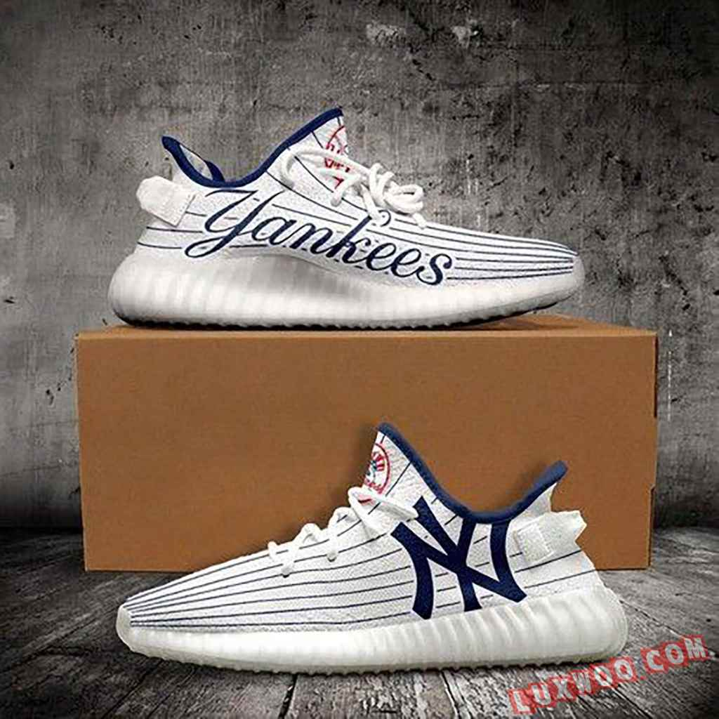 Yeezy Sneakers Nyyankees Best Gift For Friends