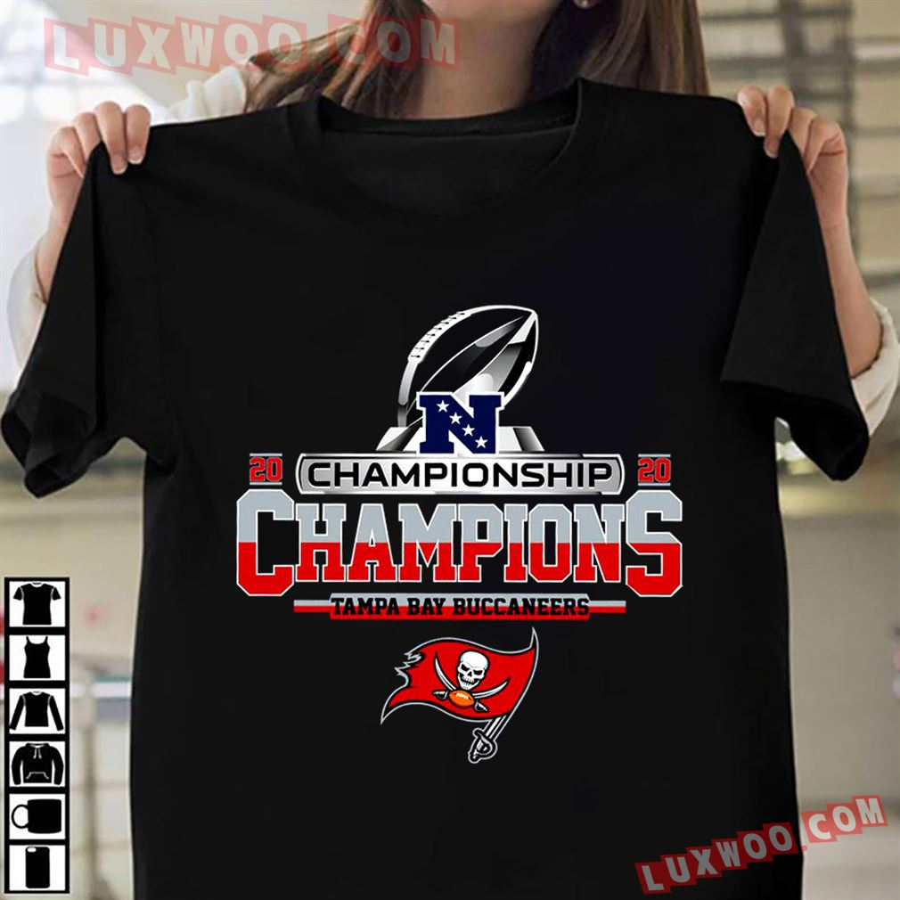 Nfc Champions 2020 Tampa Bay Buccaneers Tampa Bay Buccaneers Buccaneers Champions