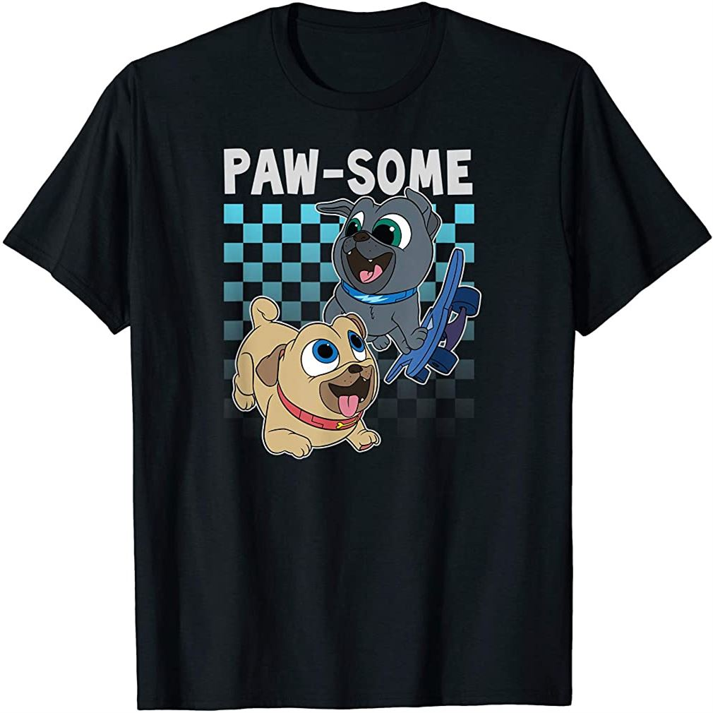 Puppy Dog Pals Paw-some T-shirt Size Up To 5xl