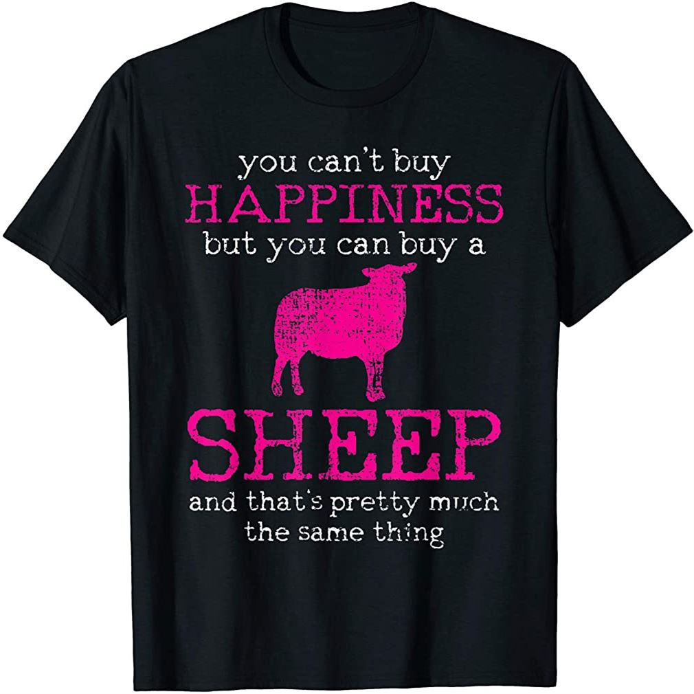 Sheep Farmer Farming Farmer Gift T-shirt Size Up To 5xl