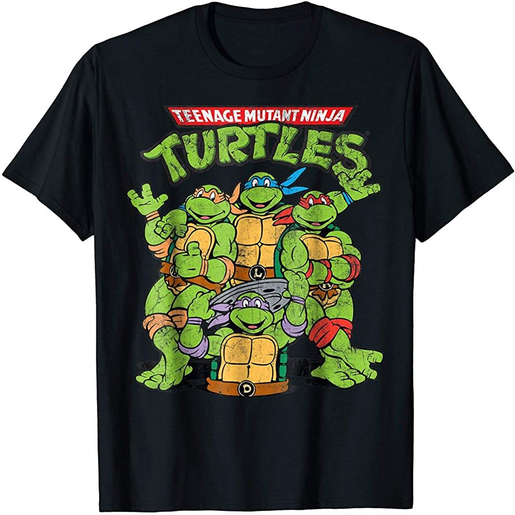 Classic Retro Logo Tee-shirt Size Up To 5xl