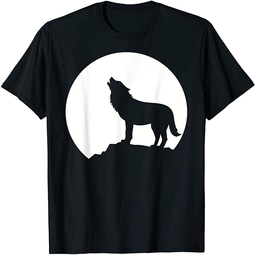 Moon T-shirt Size Up To 5xl