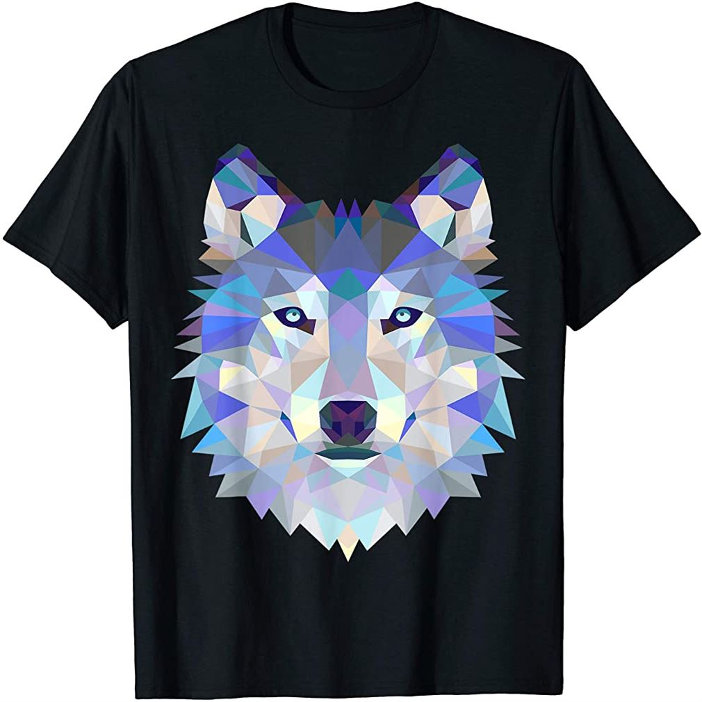Wolf Plus Size Up To 5xl