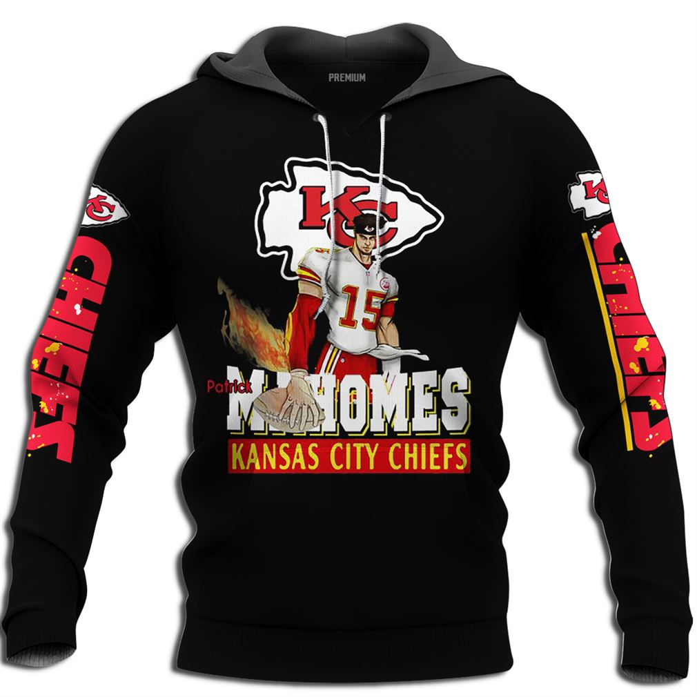 Kansas City Chiefs Patrick Mahomes Nfl Super Bowl Liv Champions Full Size Up To 5xl