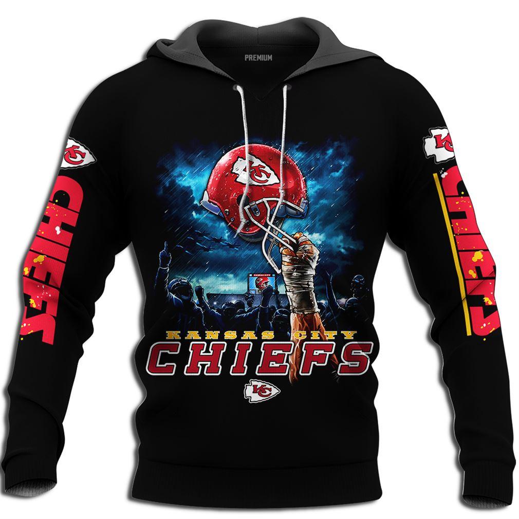 Mens Kansas City Chiefs 2020 Super Bowl Champions Go Chiefs Size Up To 5xl