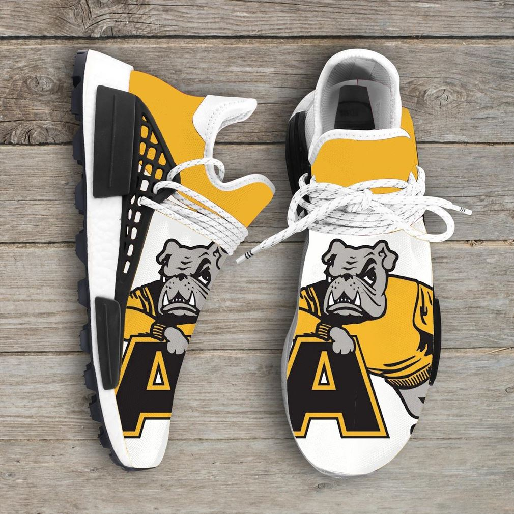 Adrian College Bulldogs Ncaa Nmd Human Race Sneakers Sport Shoes Running Shoes