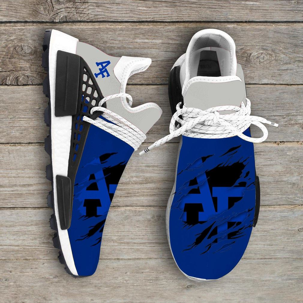 Air Force Falcons Ncaa Sport Teams Nmd Human Race Sneakers Sport Shoes Running Shoes