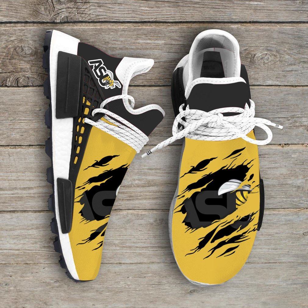 Alabama State Hornet Ncaa Sport Teams Nmd Human Race Shoes