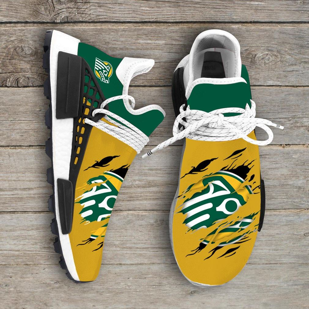 Alaska Anchorage Seawolves Ncaa Sport Teams Nmd Human Race Sneakers Sport Shoes Running Shoes