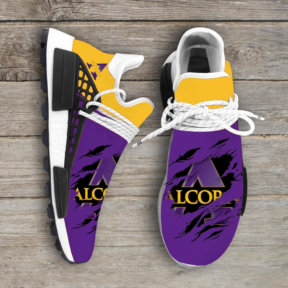 Alcorn State Braves Ncaa Sport Teams Nmd Human Race Sneakers Sport Shoes Running Shoes