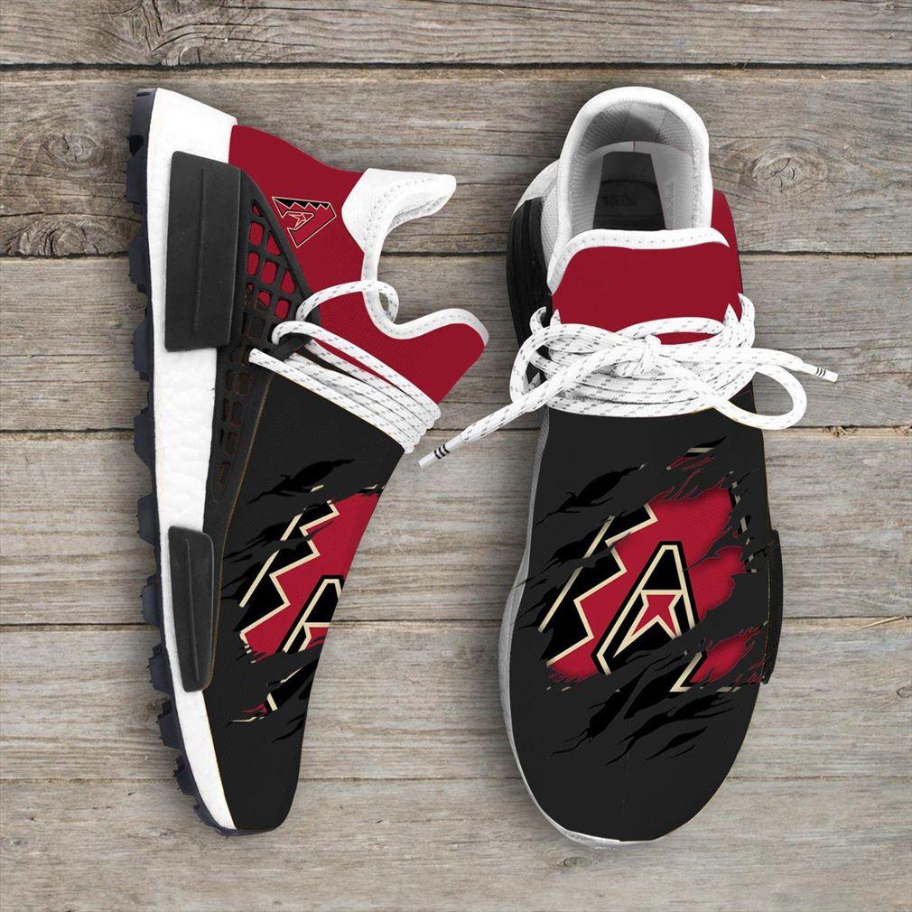 Arizona Diamondbacks Mlb Sport Teams Nmd Human Race Sneakers Sport Shoes Running Shoes
