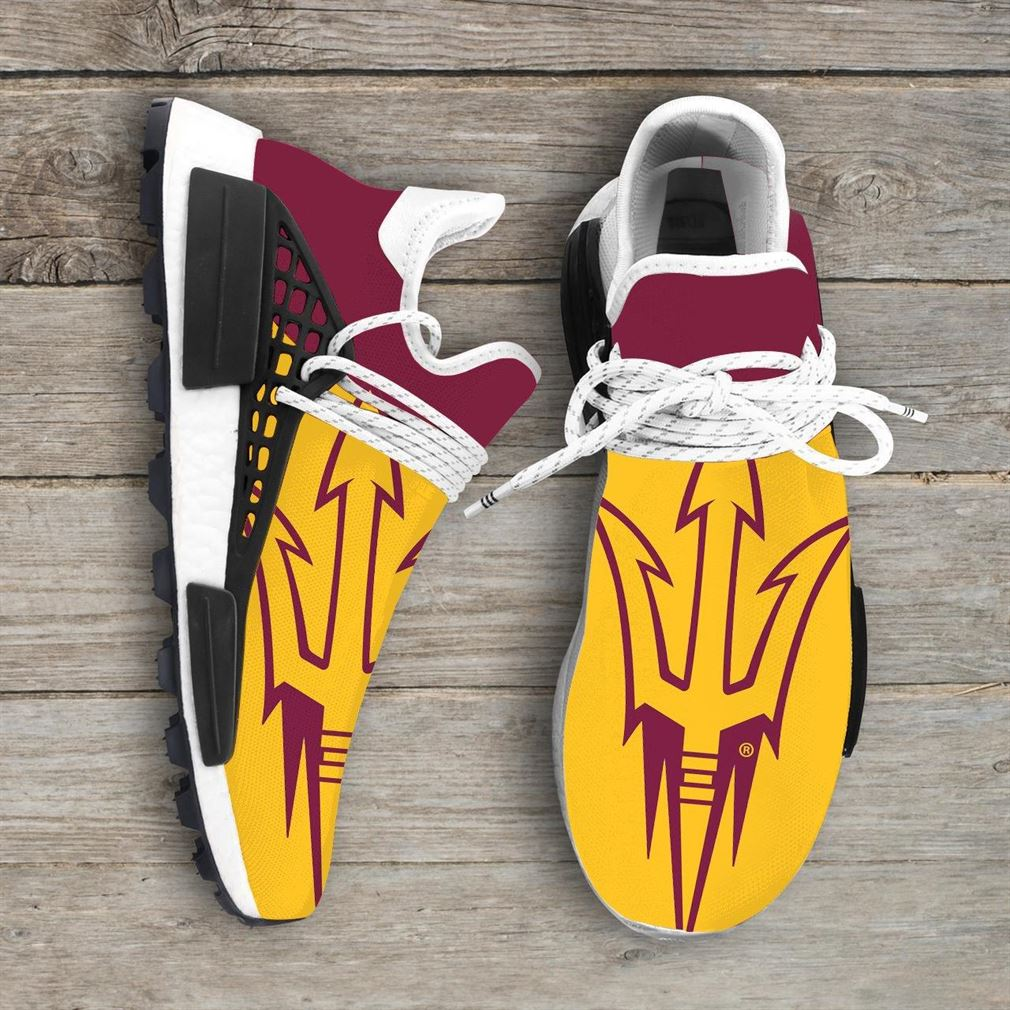 Arizona State Sun Devils Ncaa Nmd Human Race Sneakers Sport Shoes Running Shoes