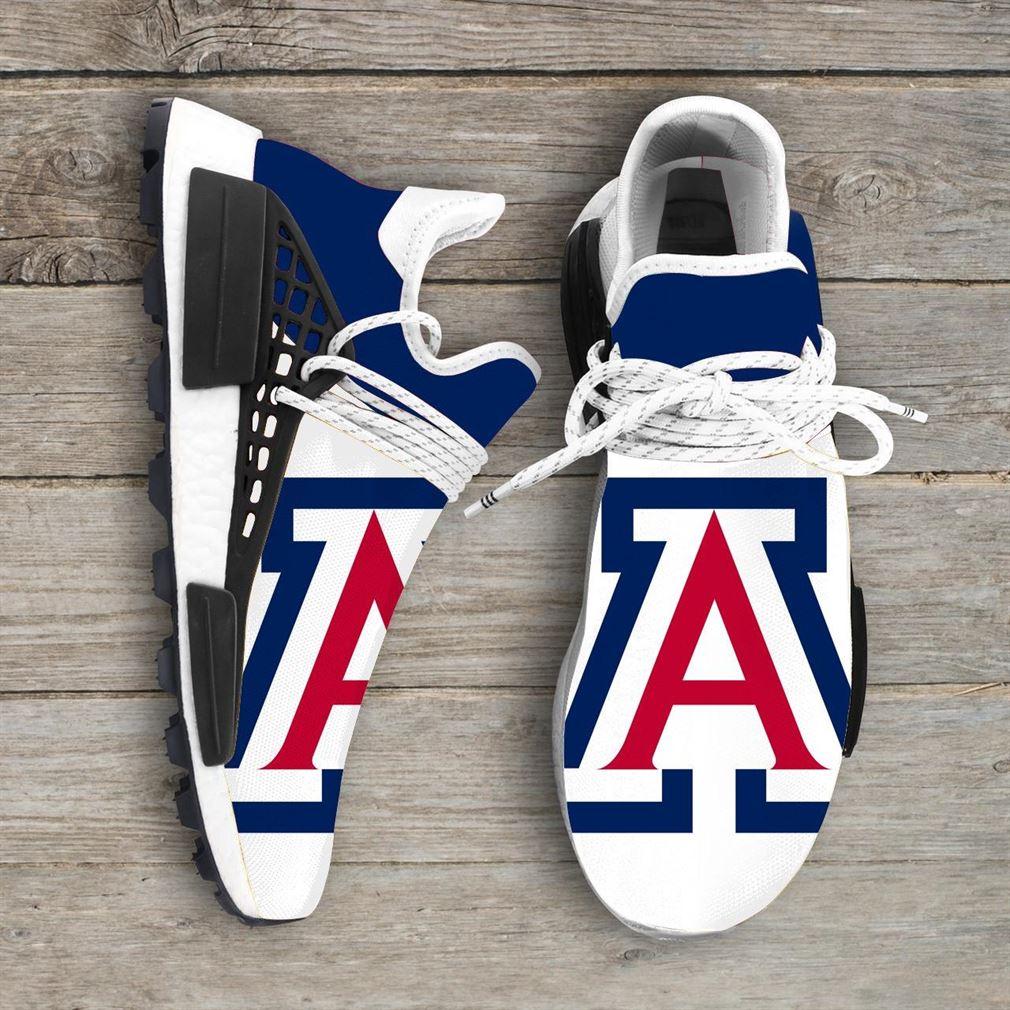 Arizona Wildcats Ncaa Nmd Human Race Sneakers Sport Shoes Running Shoes