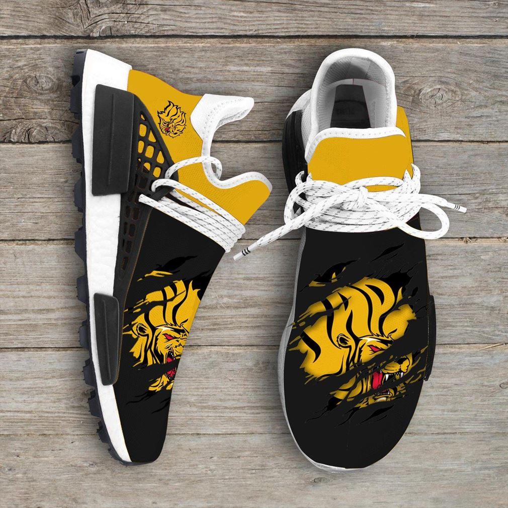Arkansas Pine Bluff Golden Lions Ncaa Sport Teams Nmd Human Race Shoes