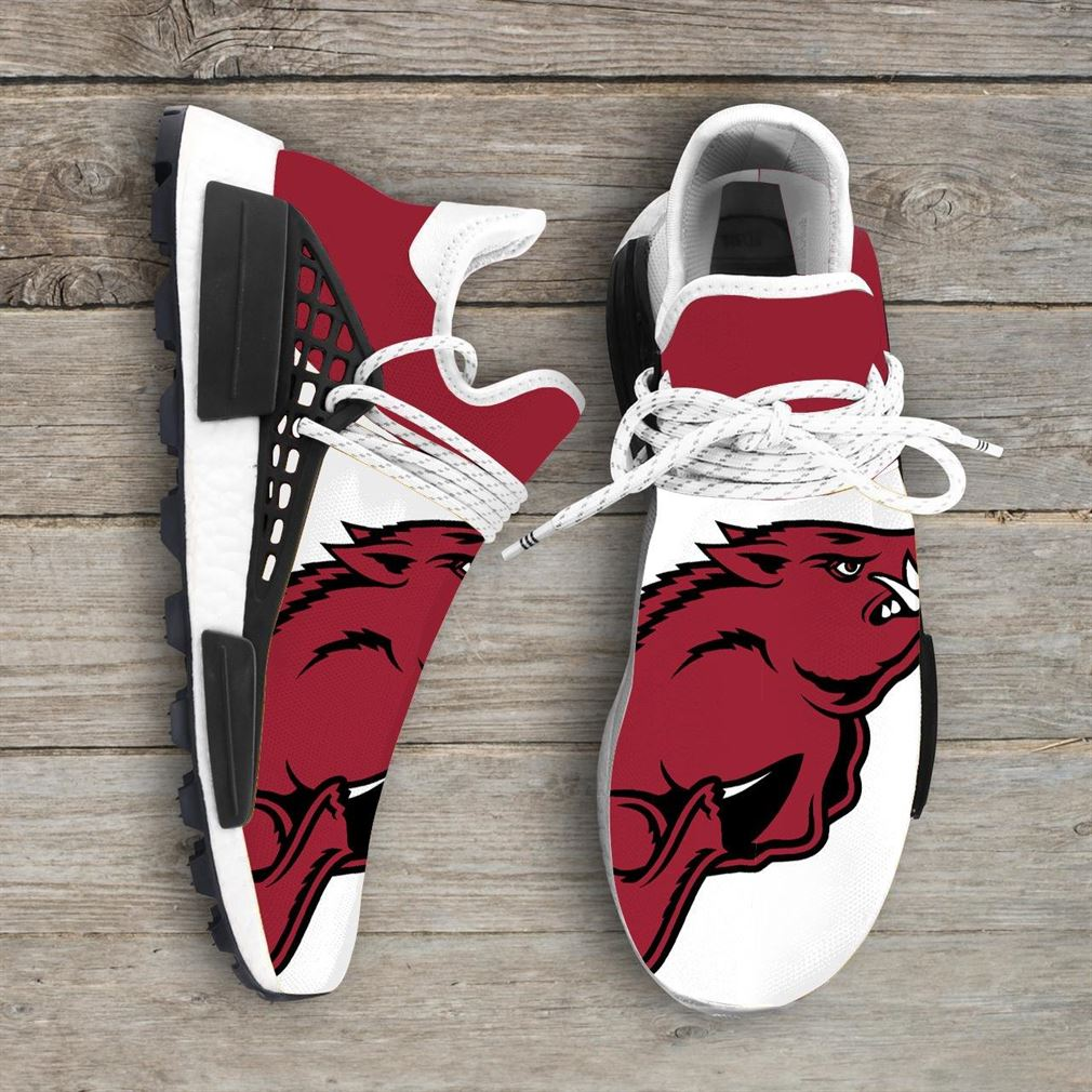Arkansas Razorbacks Ncaa Nmd Human Race Sneakers Sport Shoes Running Shoes