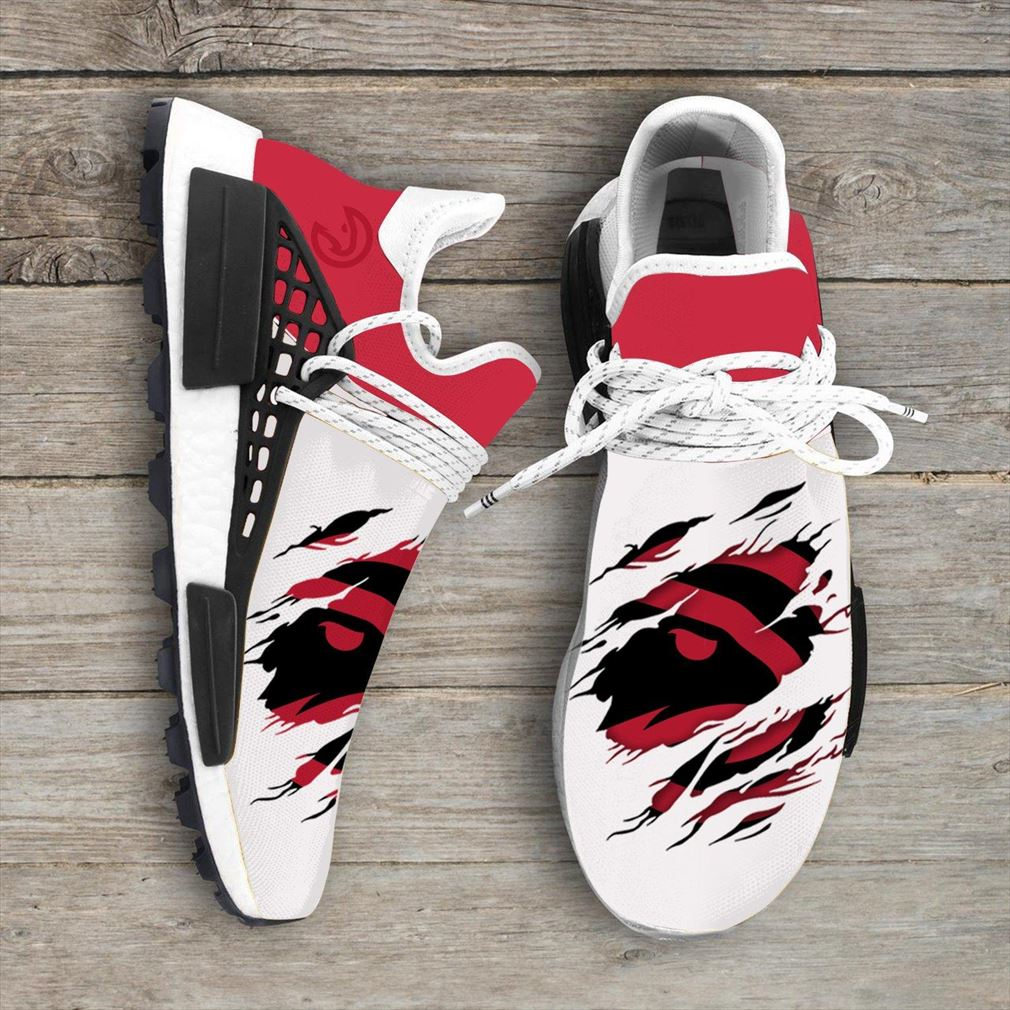 Atlanta Hawks Nba Nmd Human Race Shoes Sport Shoes