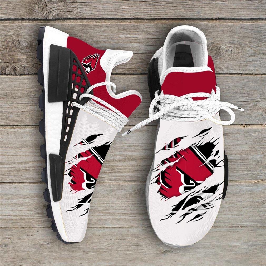 Ball State Cardinals Ncaa Sport Teams Nmd Human Race Shoes
