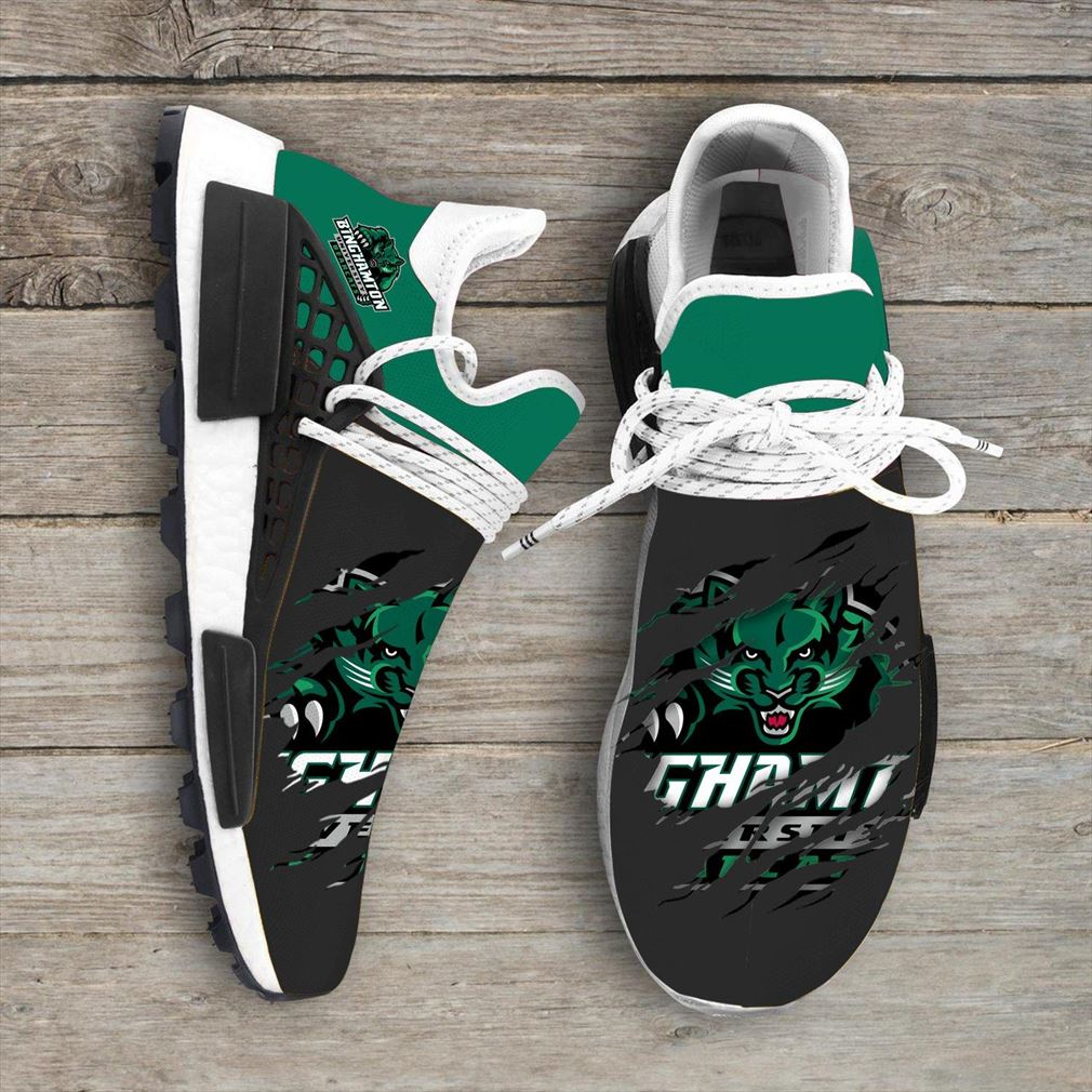 Binghamton Bearcats Ncaa Sport Teams Nmd Human Race Shoes