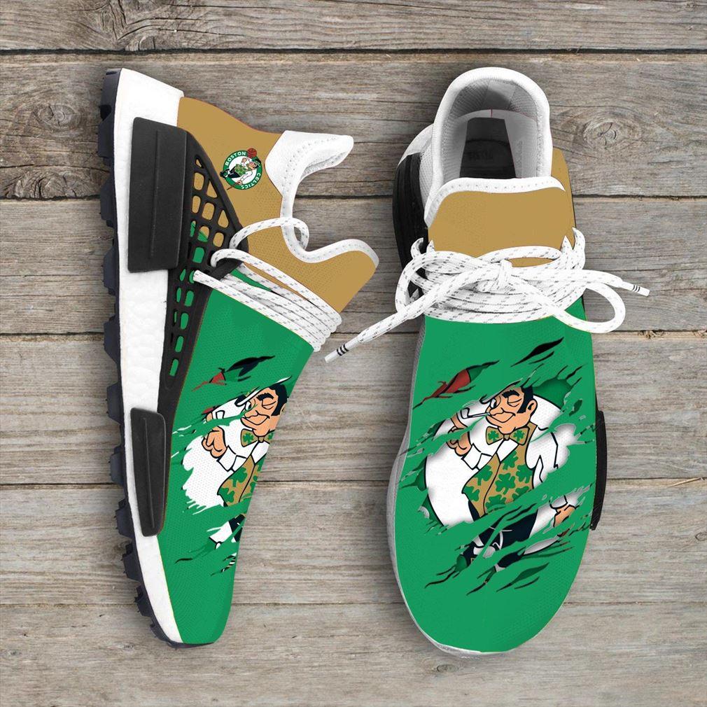 Boston Celtics Nba Nmd Human Race Shoes Sport Shoes