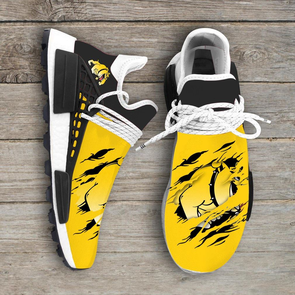 Bowie State Bulldogs Ncaa Sport Teams Nmd Human Race Shoes