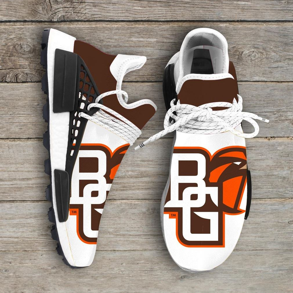 Bowling Green State University Ncaa Nmd Human Race Sneakers Sport Shoes Running Shoes