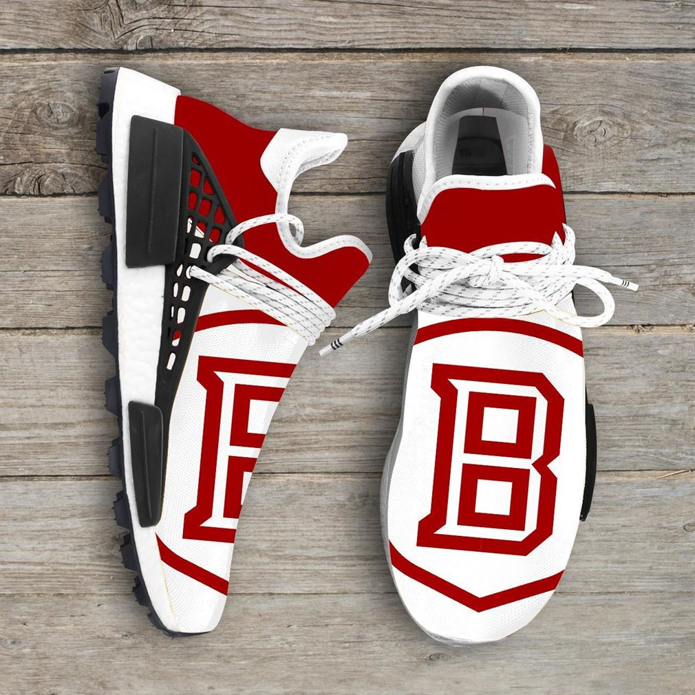 Bradley Braves Ncaa Nmd Human Race Sneakers Sport Shoes Running Shoes