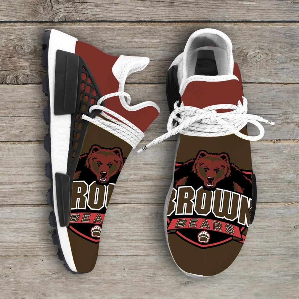 Brown Bears Ncaa Nmd Human Race Sneakers Sport Shoes Running Shoes