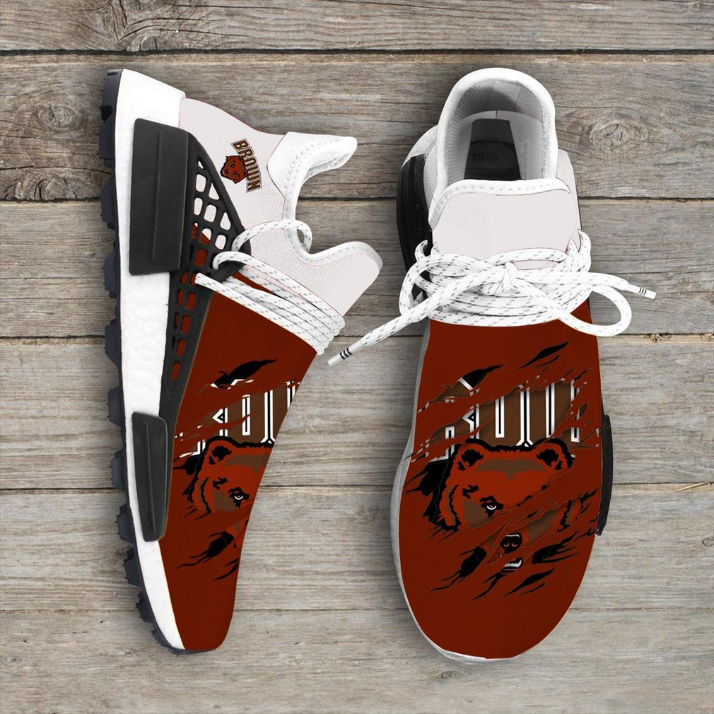 Brown Bears Ncaa Sport Teams Nmd Human Race Shoes