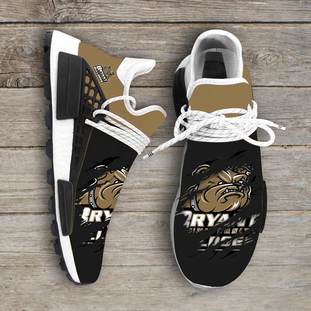 Bryant Bulldogs Ncaa Sport Teams Nmd Human Race Shoes