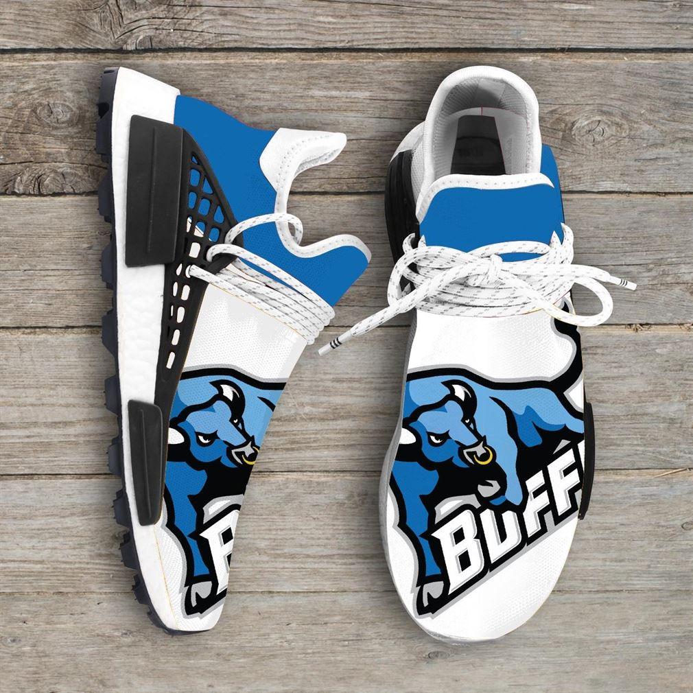 Buffalo Bulls Ncaa Nmd Human Race Sneakers Sport Shoes Running Shoes