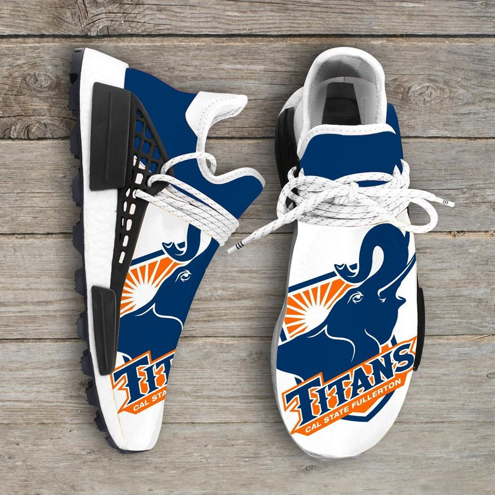Cal State Fullerton Titans Ncaa Nmd Human Race Sneakers Sport Shoes Running Shoes
