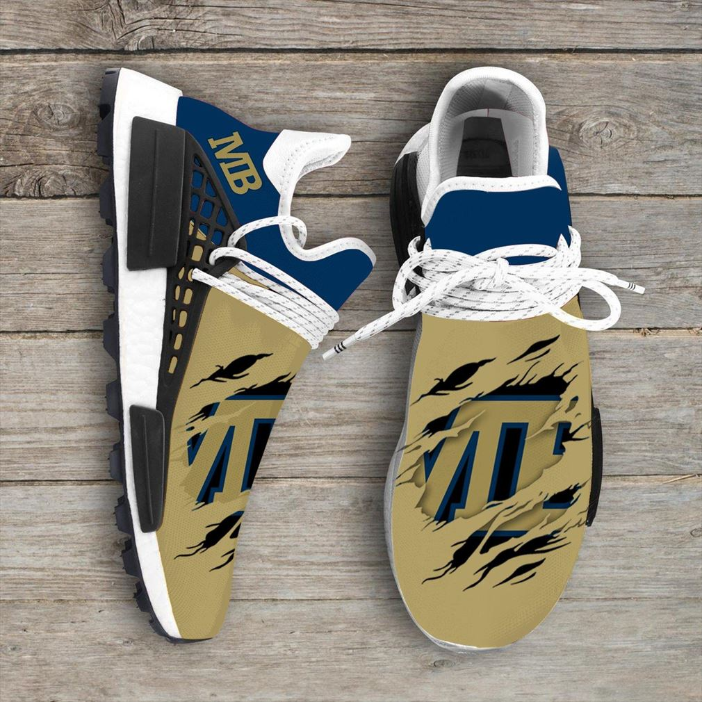 Cal State Monterey Bay Otters Ncaa Sport Teams Nmd Human Race Shoes
