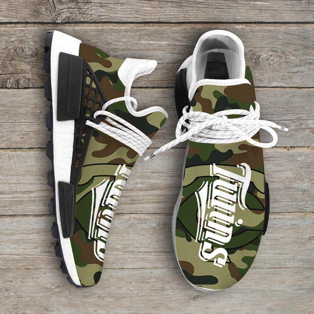 Camo Camouflage Minnesota Twins Mlb Sport Teams Nmd Human Race Sneakers Shoes