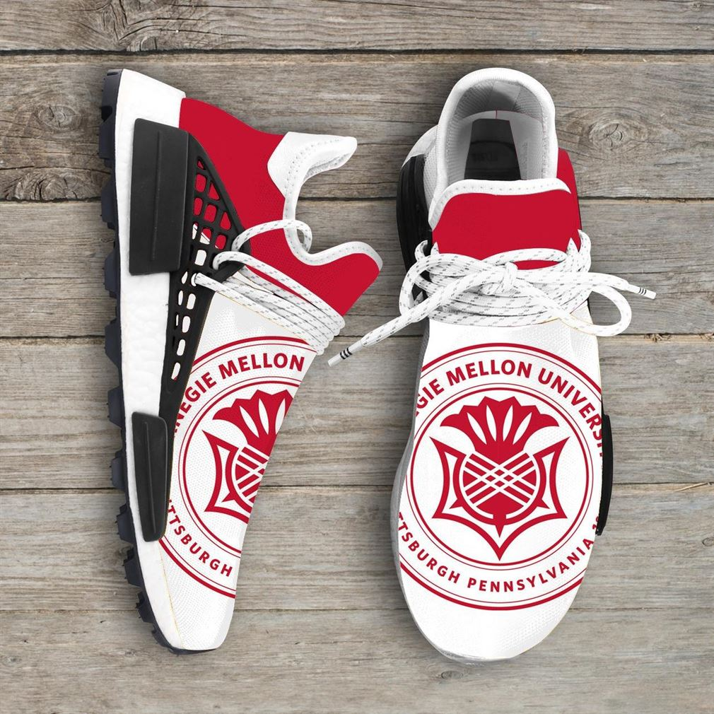 Carnegie Mellon Tartans Ncaa Nmd Human Race Sneakers Sport Shoes Running Shoes