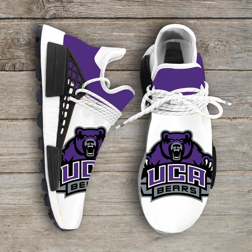 Central Arkansas Bears Ncaa Nmd Human Race Sneakers Sport Shoes Running Shoes