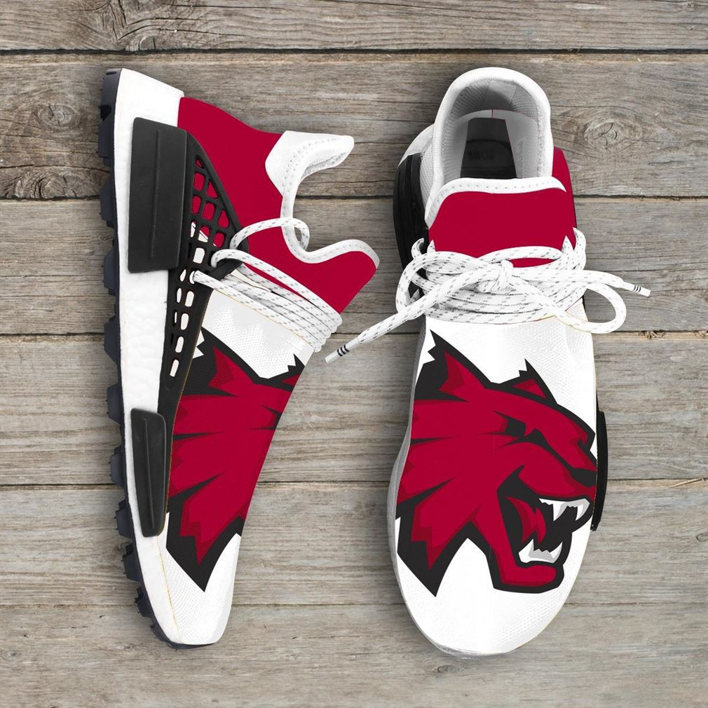 Central Washington Wildcats Ncaa Nmd Human Race Sneakers Sport Shoes Running Shoes