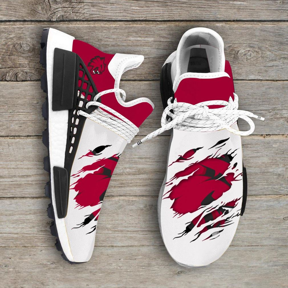 Central Washington Wildcats Ncaa Nmd Human Race Sneakers Sport Teams 2020