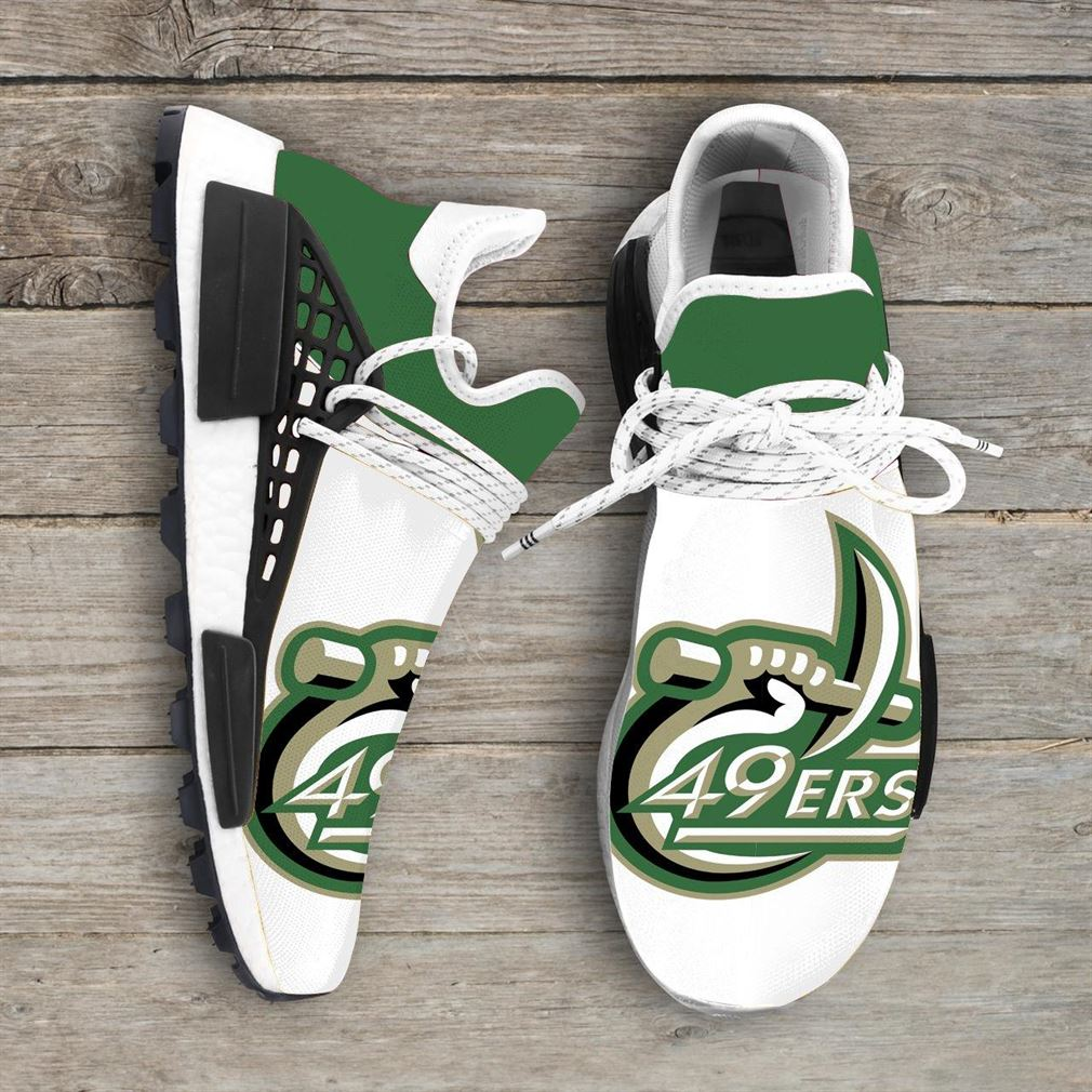 Charlotte 49ers Ncaa Nmd Human Race Sneakers Sport Shoes Running Shoes