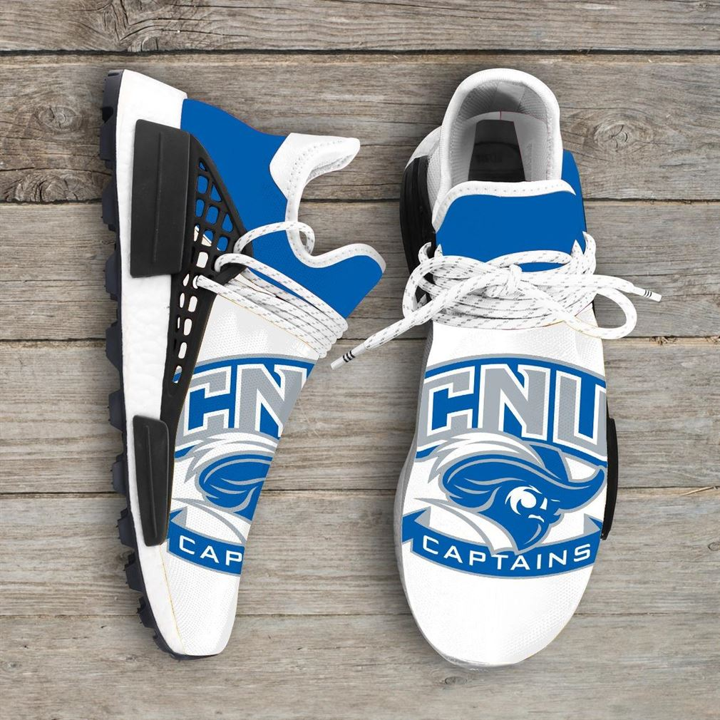 Christopher Newport Captains Ncaa Nmd Human Race Sneakers Sport Shoes Running Shoes