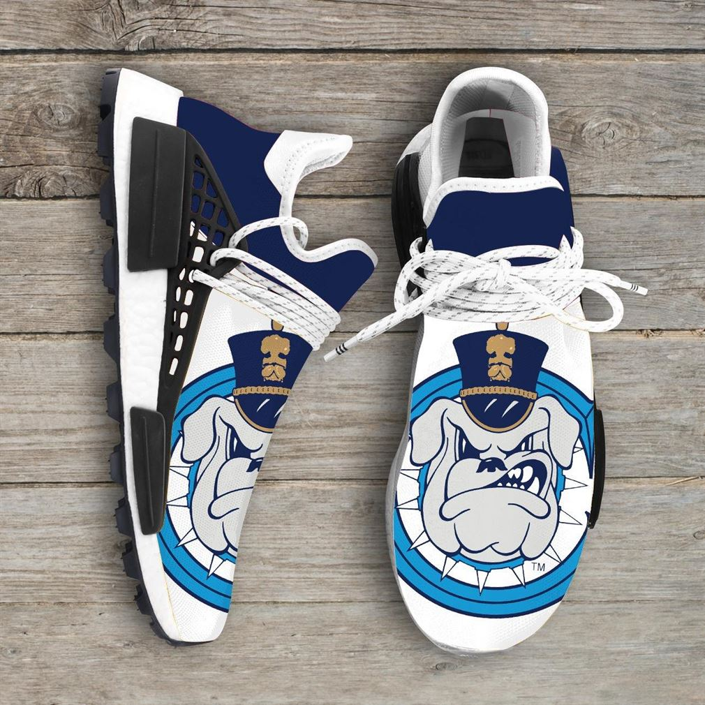 Citadel Bulldogs Ncaa Nmd Human Race Sneakers Sport Shoes Running Shoes