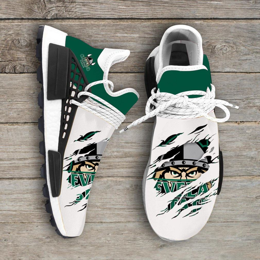 Cleveland State Vikings Ncaa Nmd Human Race Sneakers Sport Teams 2020 Vip