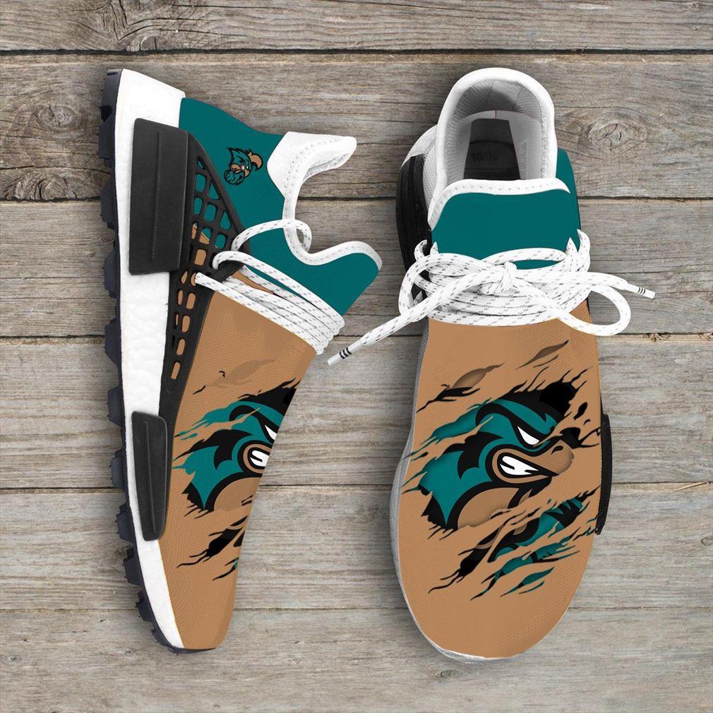 Coastal Carolina Chanticleers Ncaa Nmd Human Race Sneakers Sport Teams Trending
