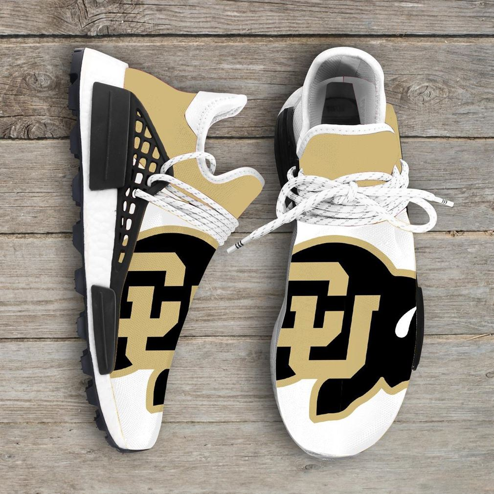 Colorado Buffaloes Ncaa Nmd Human Race Sneakers Sport Shoes Running Shoes